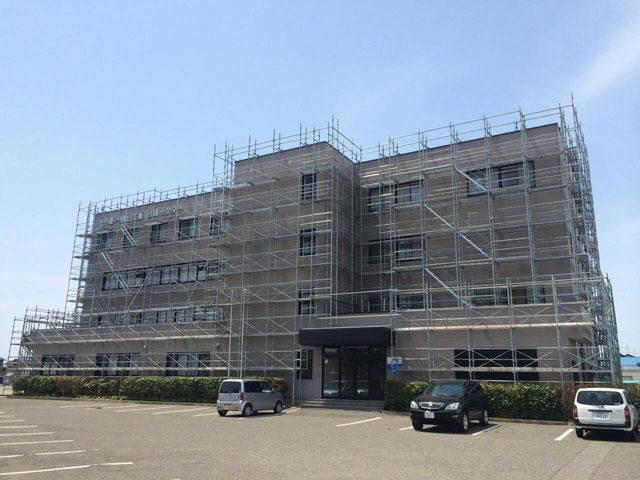 クサビ足場(新潟地区)
